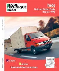 Revue technique automobile. n° 117.6, Iveco Daily et Turbo Daily depuis 1978