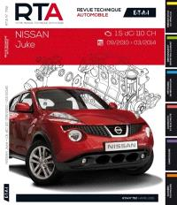 Revue technique automobile. n° B792, Nissan Juke : 2010-09