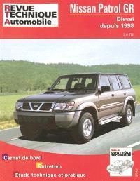 Revue technique automobile. n° TAP N 376.1, Nissan Patrol GR depuis 1998
