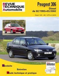 Revue technique automobile. n° 114, Peugeot 306 diesel