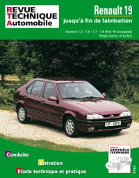 Revue technique automobile. n° 700.3, Renault 19 essence et diesel