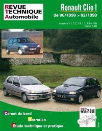 Revue technique automobile. n° 115, Renault Clio essence et diesel