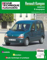 Revue technique automobile. n° 632.1, Renault Kangoo essence