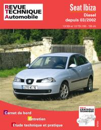 Revue technique automobile. n° 660.1, Seat Ibiza diesel