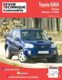 Revue technique automobile. n° 662.1, Toyota RAV4 diesel