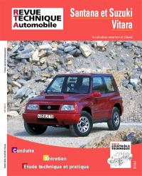 Revue technique automobile. n° 553.3, Vitara essence et diesel 90-97