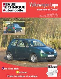 Revue technique automobile. n° TAP N 390, Volkswagen Lupo