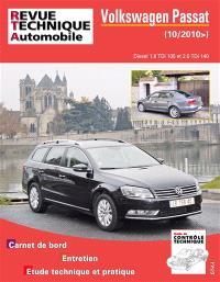 Revue technique automobile, Volkswagen Passat, Diesel 1.6 TDi 105 et 2.0 TDi 140