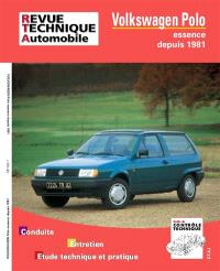 Revue technique automobile. n° 425.7, Volkswagen Polo Classic 81-93