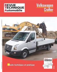 Revue technique automobile, hors série. n° 18, Volkswagen Crafter