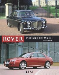 Rover : l'élégance britannique