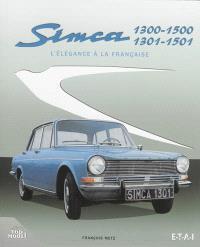 Simca 1300-1500, 1301-1501 : l'élégance à la française