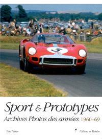 Sport & prototypes : archives photos des années 1960-69
