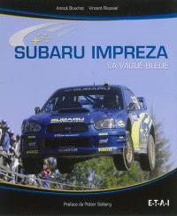 Subaru Impreza : la vague bleue