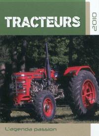 Tracteurs : l'agenda passion 2010