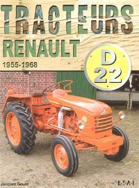Tracteurs Renault D22, 1955-1968