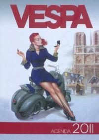 Vespa : agenda 2011