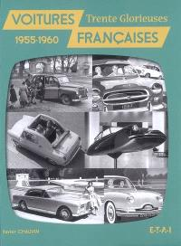 Voitures françaises 1955-1960