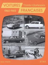 Voitures françaises 1960-1965