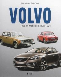 Volvo : tous les modèles depuis 1927