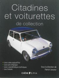 Citadines et voiturettes de collection