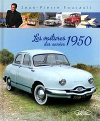 Les voitures des années 1950