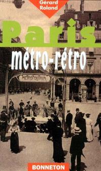 Paris métro-rétro