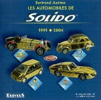Les automobiles de Solido 1:43, 1991-2004