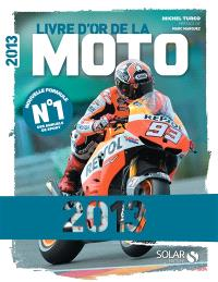 Livre d'or de la moto 2013