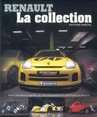 Renault, la collection