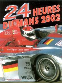 24 Heures du Mans, 15-16 juin 2002 : l'endurance, c'est Le Mans