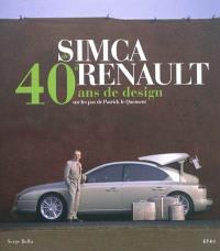 40 ans de design, de Simca à Renault : sur les pas de Patrick Le Quément