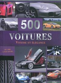 500 voitures : vitesse et élégance