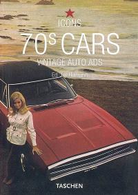 70's cars : vintage auto ads