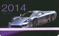 Agenda automobiles 2014