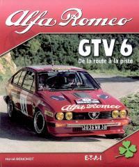 Alfa Romeo GTV 6 de la route à la piste