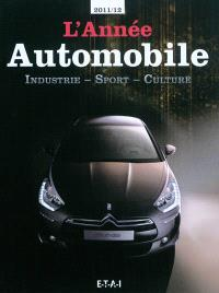 Année automobile (L') = Auto-Jahr = Automobile year. n° 59, 2011-2012