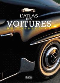 Atlas des voitures de collection