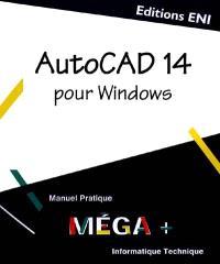 Autocad 14 pour Windows