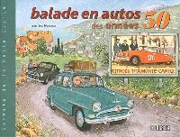 Balade en autos des années 50