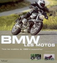 BMW, les motos : tous les modèles de 1923 à aujourd'hui