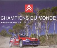 Champions du monde : Citroën