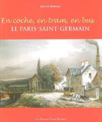 En coche, en tram, en bus : le Paris-Saint-Germain