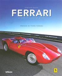 Ferrari : 25 years of calendar images