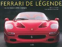 Ferrari de légende : les plus beaux modèles classiques