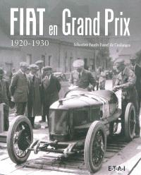 Fiat en grand prix : 1920-1930