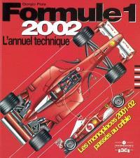 Formule 1 2002 : l'annuel technique