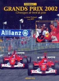 Formule 1, grands prix 2002