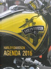 Harley-Davidson : agenda 2016