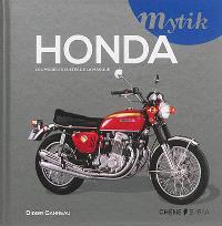 Honda : les modèles cultes de la marque